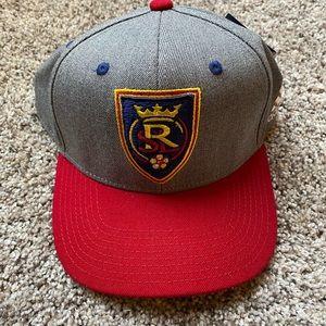 Real Salt Lake Velcro Hat